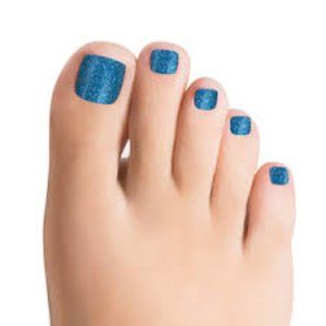 Color Street Pedi - How Swede It Is